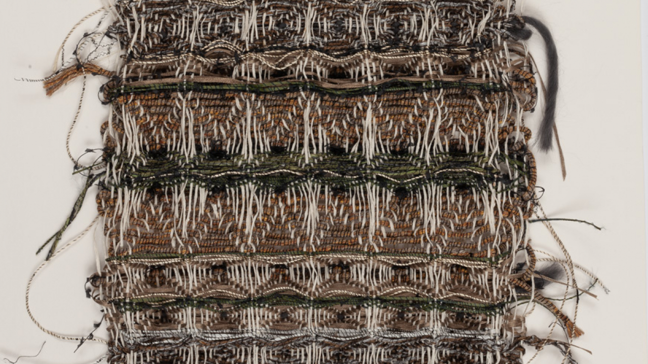 Spidery Weave I, 2018